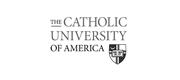 The Catholic university logo